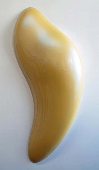 Bill Thompson, Ava 2012, Urethane on polyurethane block