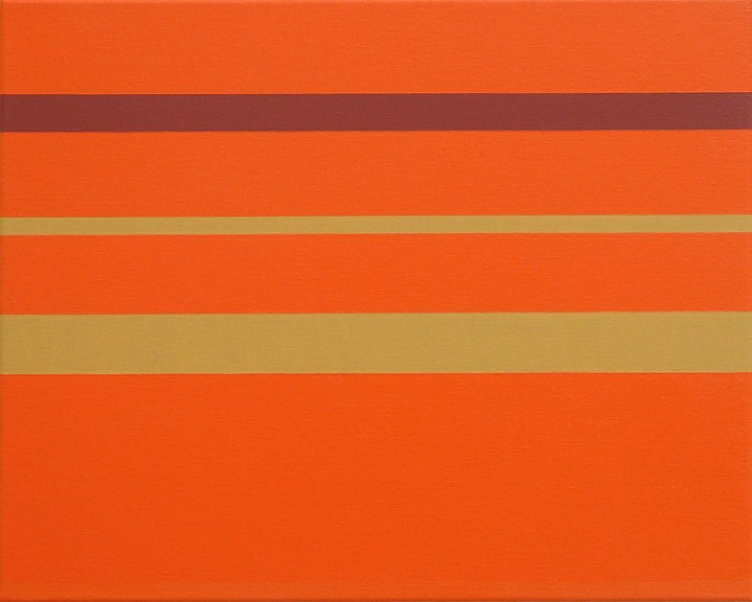 Frank Badur, #11-04 2011, Oil and alkyd on canvas