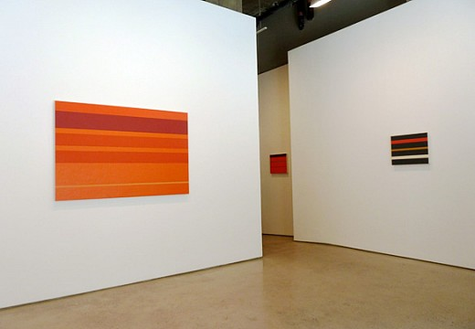 Rainer Gross - Mostly Red + Works on Paper, May 12 – Jun 25, 2011