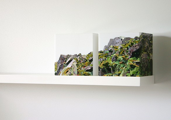 Maria Park - Counter Nature - Installation View