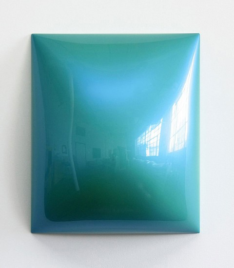 Bill Thompson, Belly IV 2009, Urethane on polyurethane block