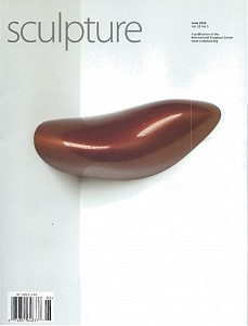 Press: Sculpture Magazine: Bill Thompson in Sculpture Magazine, May 23, 2014 - Christopher Hart Chambers
