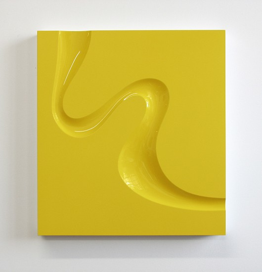 Bill Thompson, Joyride 2007, Acrylic urethane on epoxy