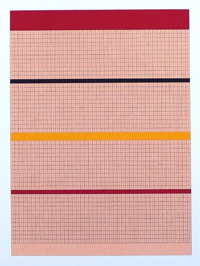 Frank Badur ,   #D12-26  ,  2012     pencil and gouache on paper ,  12 x 8.5 inches (30 x 22 cm)